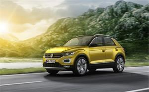 Volkswagen T-Roc – mały SUV sprosta offroadowym wyzwaniom