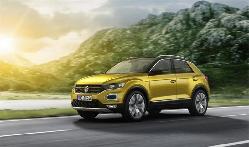 Volkswagen T-Roc – mały SUV sprosta...