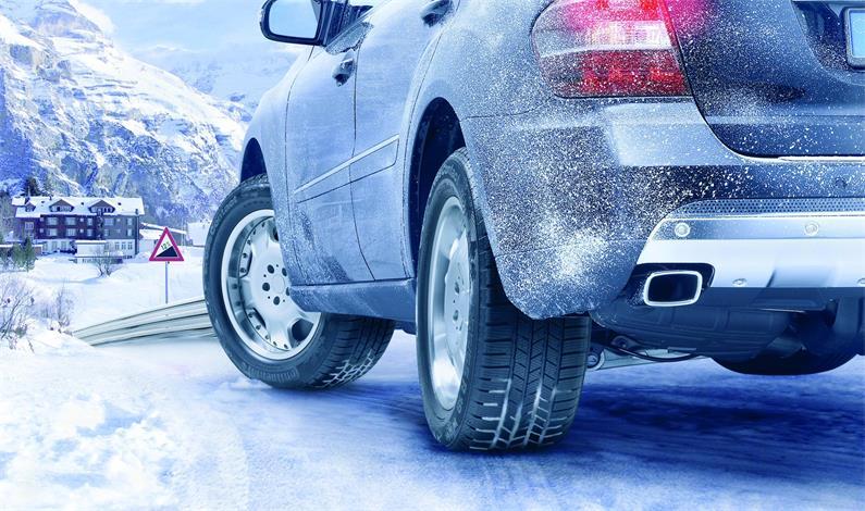 Zabezpieczenie karoserii samochodu w zimę...
