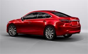 Mazda 6 – luksusowe, japońskie auto