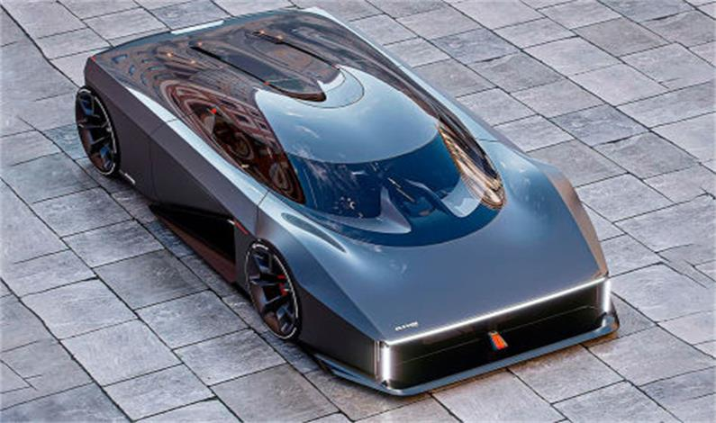 Czy jest tutaj podstawowy model Koenigsegg?...