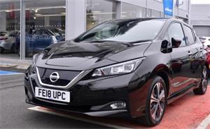 Nissan Leaf drugiej generacji – bardziej wydajny i przyjazny środowisku