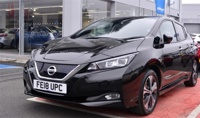 Nissan Leaf drugiej generacji – bardziej...