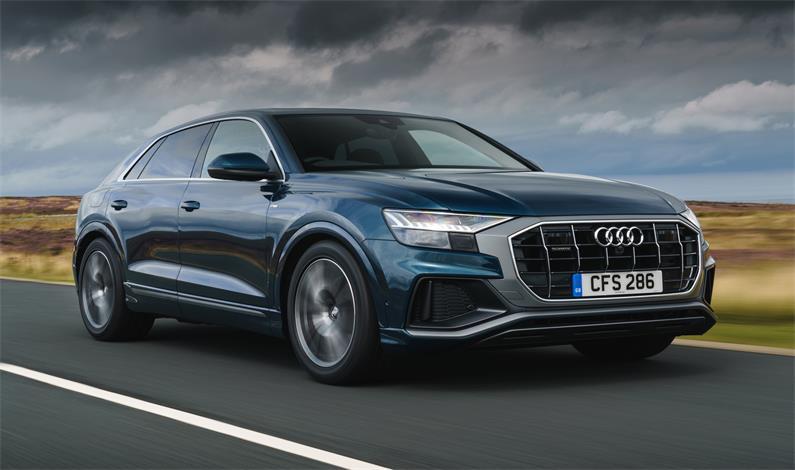 Audi Q8 – sportowy SUV na rynku