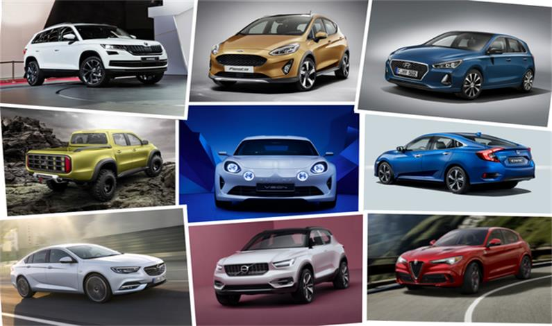 Polacy coraz częściej kupują nowe samochody...