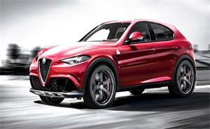 Testy samochodu Alfa Romeo Stelvio