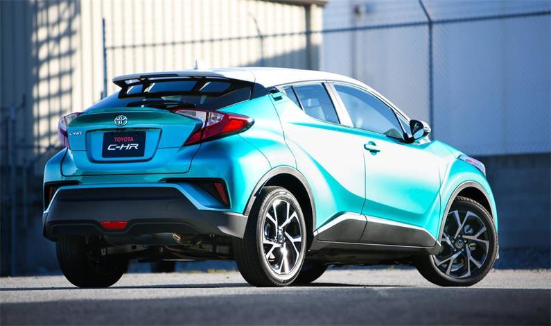 Toyota C-HR Crossover, czy to będzie udana...