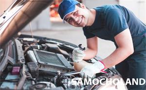 Trochę o wizycie u mechanika samochodowego