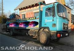 man 18.232 ciężarówka z hds sprawny przeglądy i dozory ważne