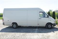 volkswagen lt35 auto sprawne i zadbane w ciągłym użytku
