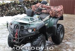 aeon overland 2005, benzyna, quad z przebiegiem 1500 km