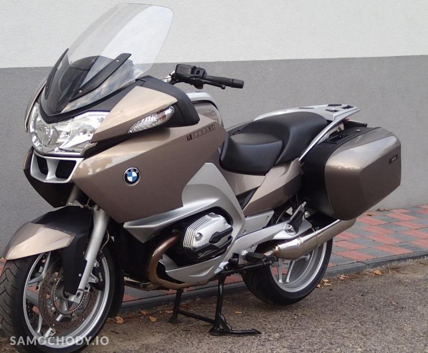 BMW RT 2007, ABS, immobilizer, kufer 1