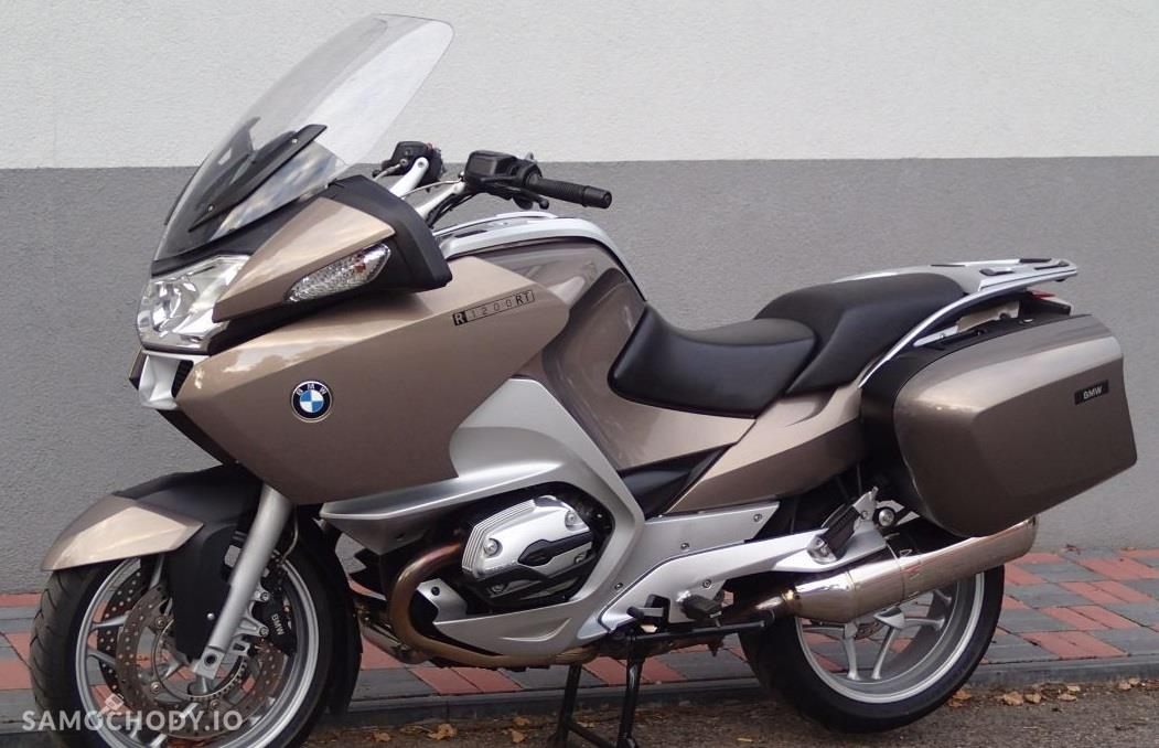 BMW RT 2007, ABS, immobilizer, kufer 2