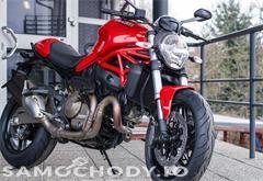 ducati monster 2016, widlasty silnik