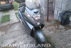 honda sw-t400 super maxi skuter honda