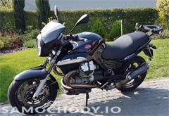 moto guzzi 1200 2008, immobilizer, podgrzewane manetki, stan bdb