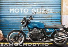 moto guzzi v7 super egzemplarz, doskonały moto