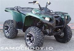 yamaha grizzly 2014, stan idealny