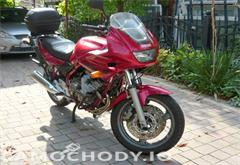 yamaha xj 1999, kufer, lift