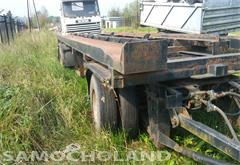 karfa gw 231 przyczepa pod kontenery