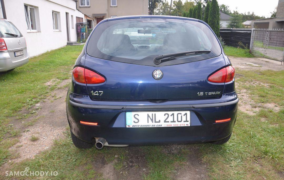 Alfa Romeo 147 Alfa Romeo 147 1.6 16V 105ps 2003r Sprowadzona Niemcy 11