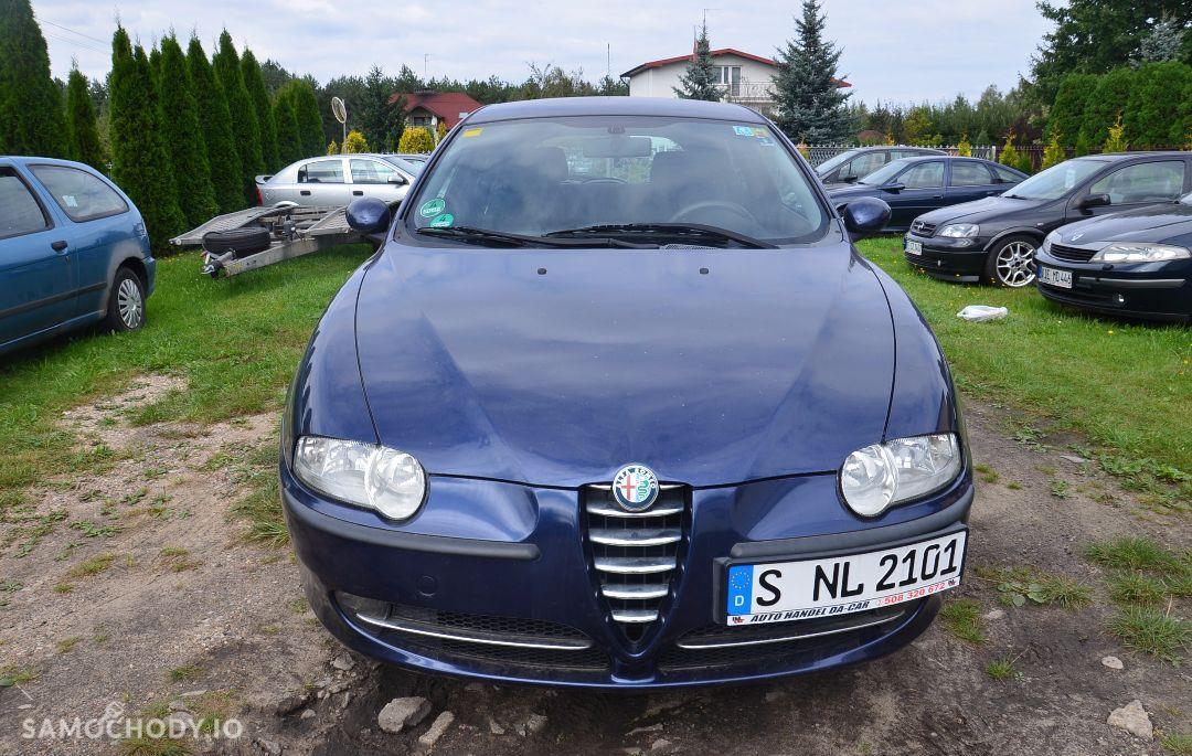 Alfa Romeo 147 Alfa Romeo 147 1.6 16V 105ps 2003r Sprowadzona Niemcy 2