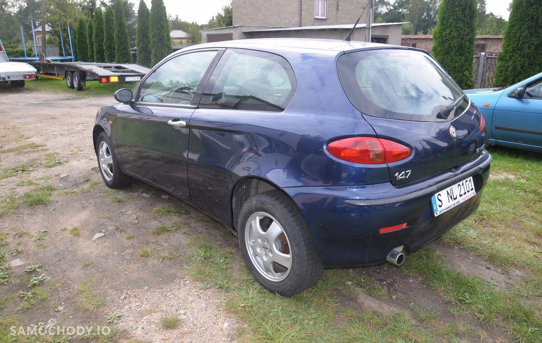 Alfa Romeo 147 Alfa Romeo 147 1.6 16V 105ps 2003r Sprowadzona Niemcy 7