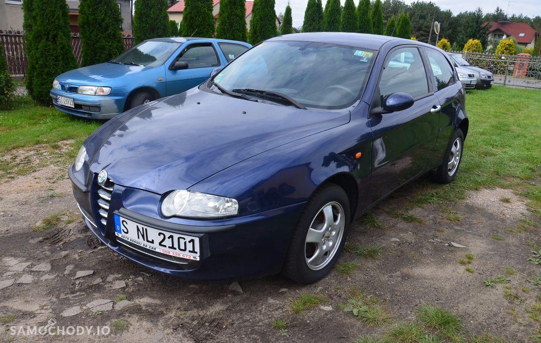 Alfa Romeo 147 Alfa Romeo 147 1.6 16V 105ps 2003r Sprowadzona Niemcy 4