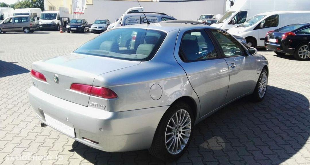 Alfa Romeo 156 1.9 150KM M j/Skóra/Szyberdach/Temp/Radar/Aut.klim 106
