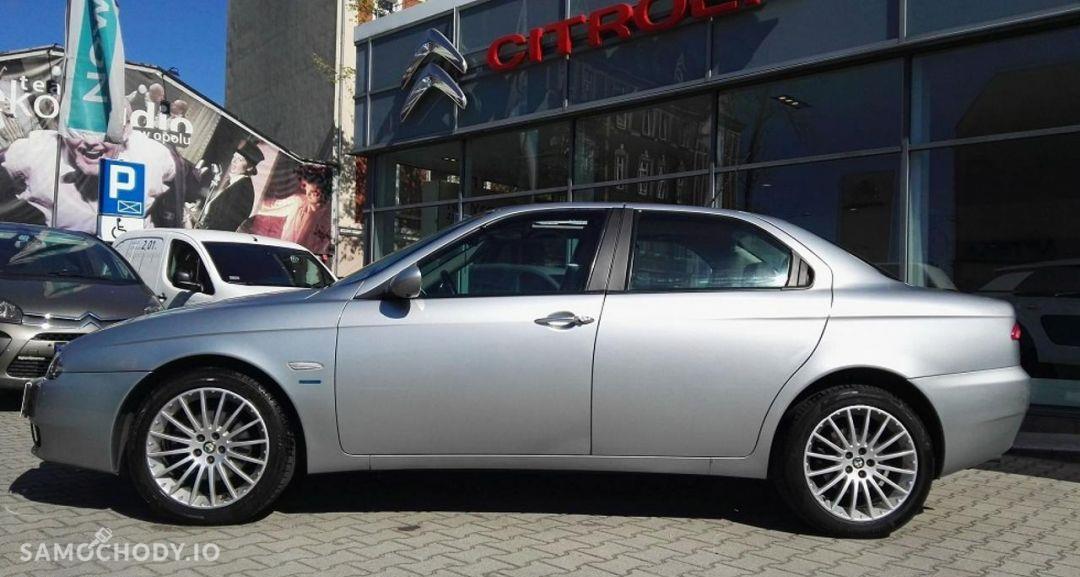 Alfa Romeo 156 1.9 150KM M j/Skóra/Szyberdach/Temp/Radar/Aut.klim 7
