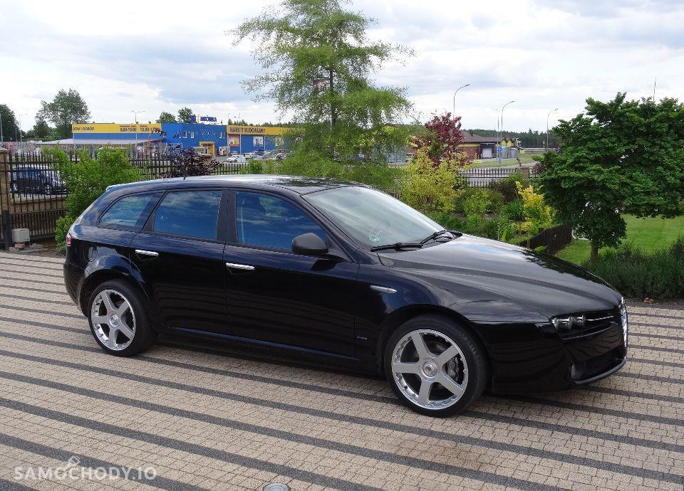 Alfa Romeo 159 1.9JTD 120KM Klimatronic Tempomat Desing GIUGARO 16