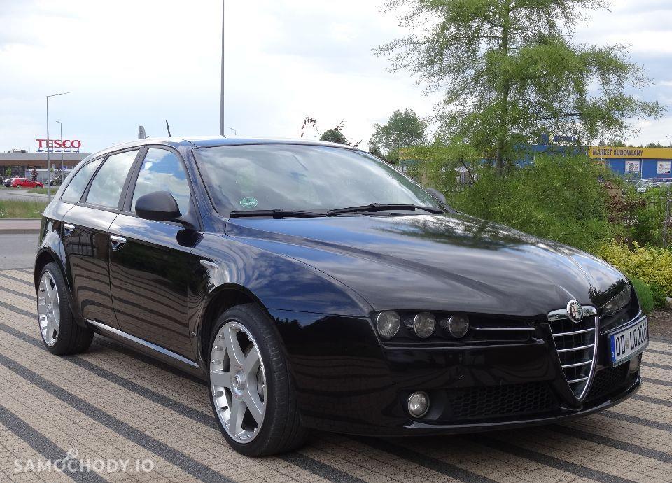 Alfa Romeo 159 1.9JTD 120KM Klimatronic Tempomat Desing GIUGARO 7