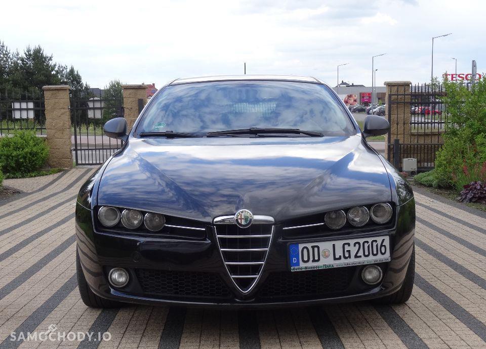Alfa Romeo 159 1.9JTD 120KM Klimatronic Tempomat Desing GIUGARO 4