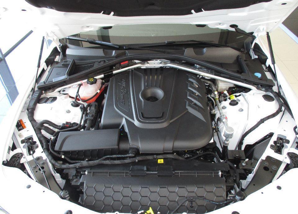 Alfa Romeo Giulia 2.2 Diesel 180 KM manual SUPER !Okazja DEMO! Navi 8,8\'\' FULL OPCJA 37