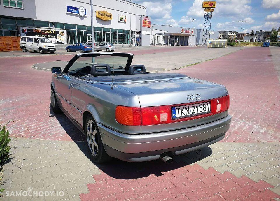 Audi 80 B4 Cabrio Jedyna Taka 7