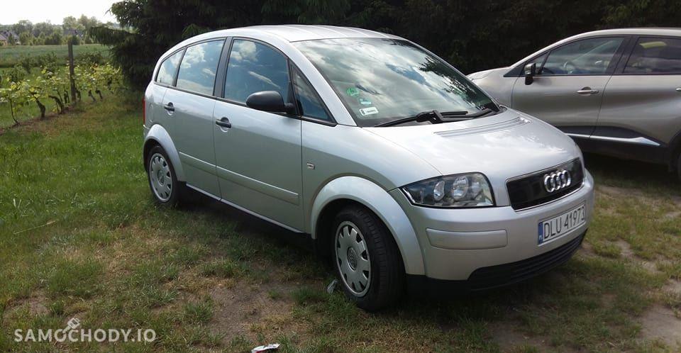 Audi A2 1