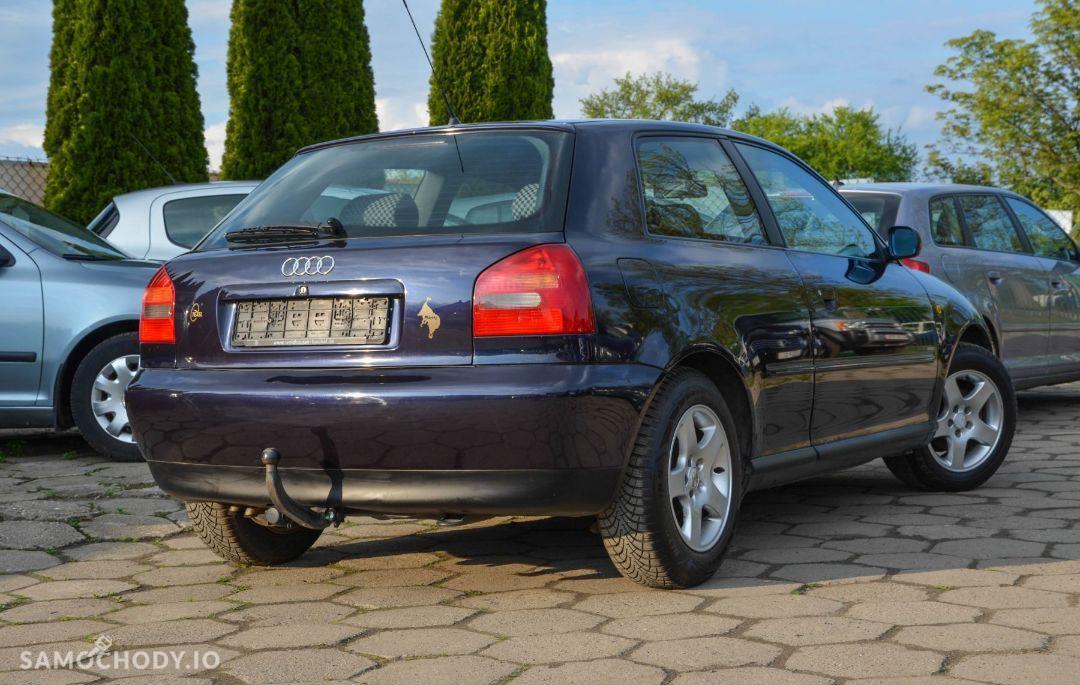Audi A3 OPŁACONA 1.6 Climatronic Alufelgi El. Szyby 16