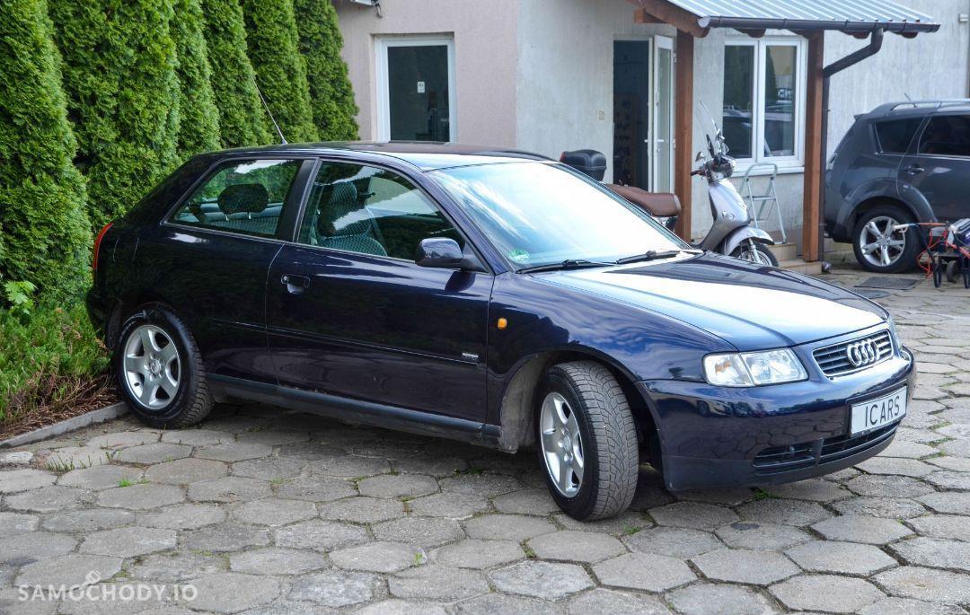 Audi A3 OPŁACONA 1.6 Climatronic Alufelgi El. Szyby 4