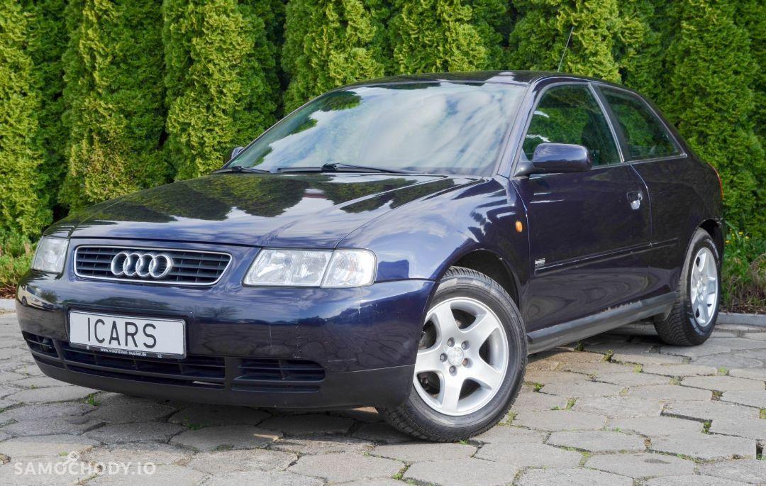 Audi A3 OPŁACONA 1.6 Climatronic Alufelgi El. Szyby 2