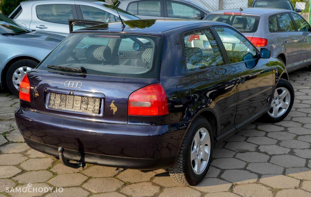 Audi A3 OPŁACONA 1.6 Climatronic Alufelgi El. Szyby 7