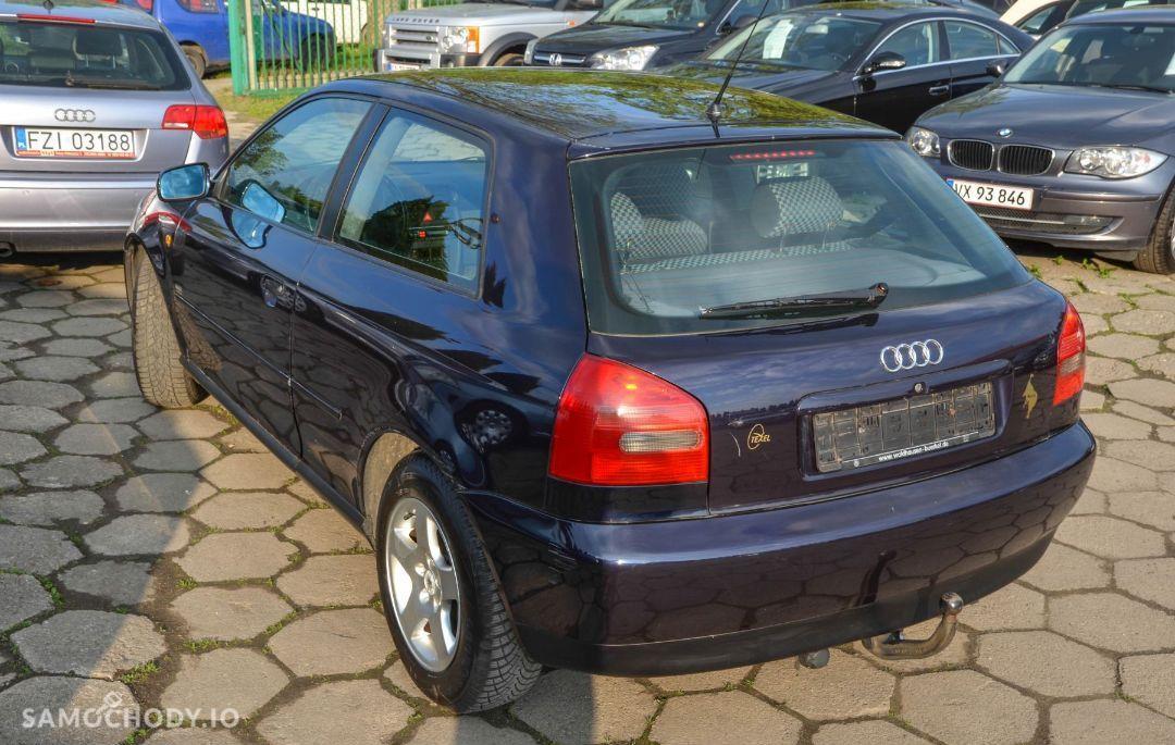 Audi A3 OPŁACONA 1.6 Climatronic Alufelgi El. Szyby 11