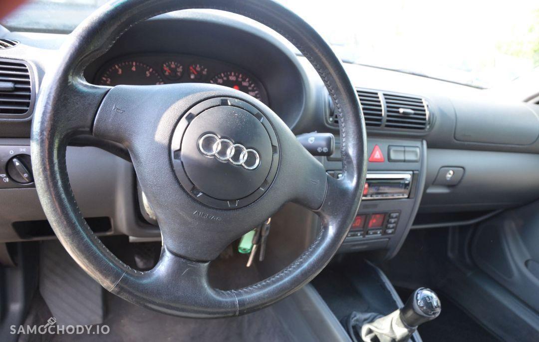 Audi A3 OPŁACONA 1.6 Climatronic Alufelgi El. Szyby 22