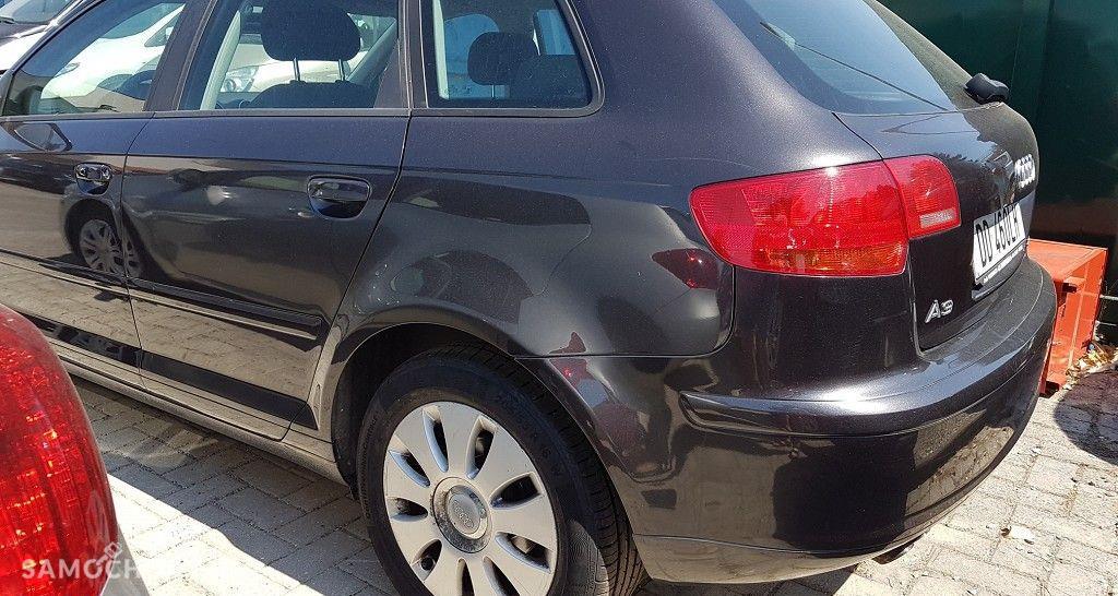 Audi A3 Bezwypadek-Gwarancja-Org km-Jeden właściciel 7