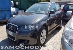 audi z województwa wielkopolskie Audi A3 Bezwypadek-Gwarancja-Org km-Jeden właściciel