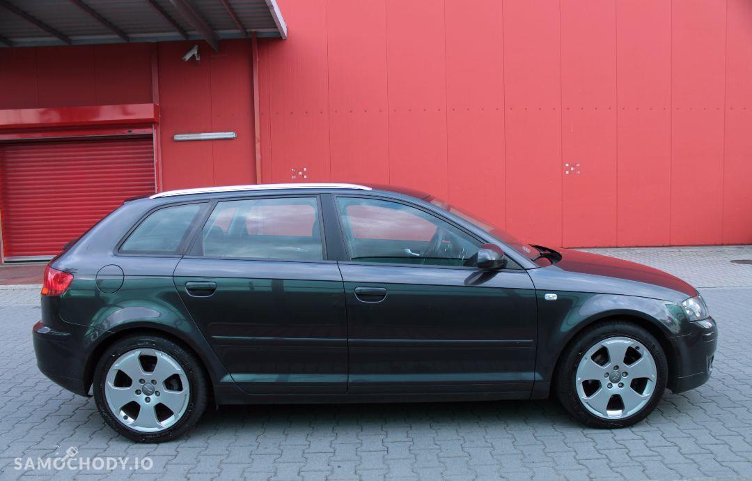Audi A3 SPORTBACK 1.9TDI / prywatny / grafit perła / nowy dwumas i rozrząd 2