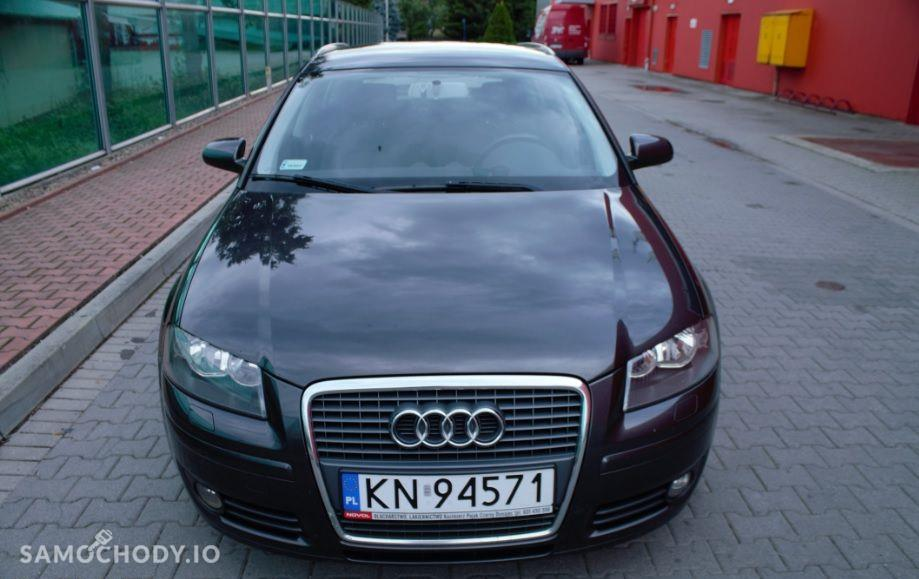 Audi A3 SPORTBACK 1.9TDI / prywatny / grafit perła / nowy dwumas i rozrząd 56