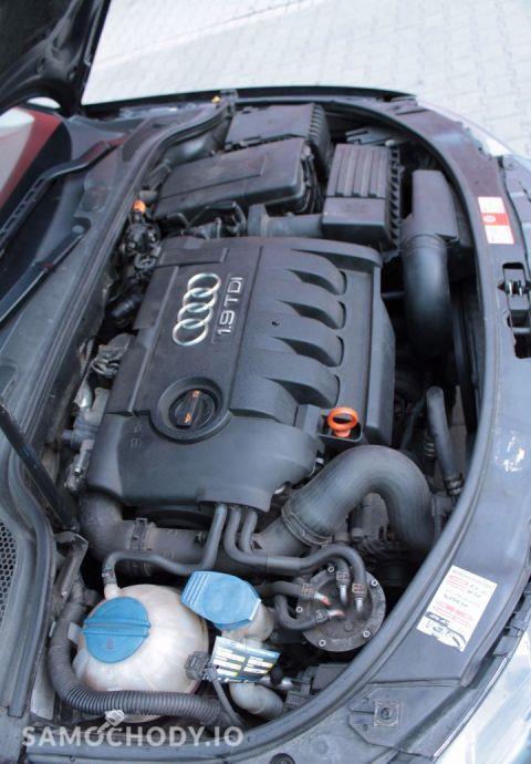 Audi A3 SPORTBACK 1.9TDI / prywatny / grafit perła / nowy dwumas i rozrząd 46