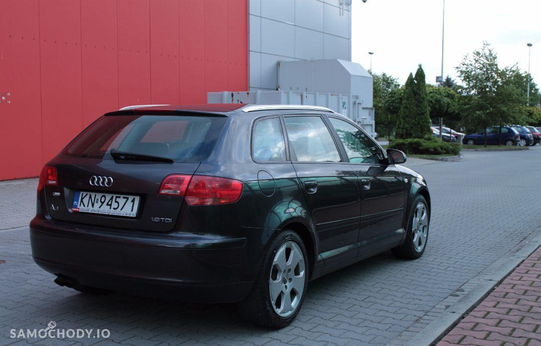 Audi A3 SPORTBACK 1.9TDI / prywatny / grafit perła / nowy dwumas i rozrząd 4