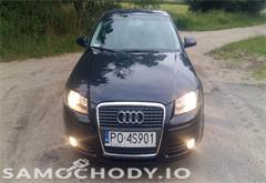 audi a3 8p (2003-2012) Audi A3 2,0d 140km super stan drugi właściciel w Pl