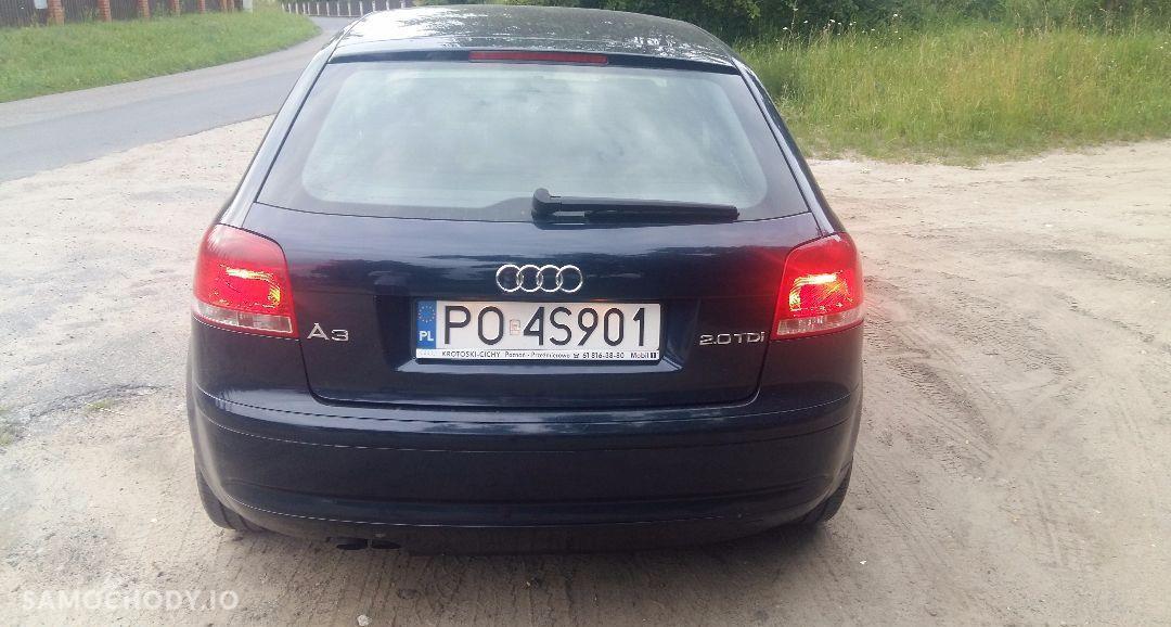 Audi A3 2,0d 140km super stan drugi właściciel w Pl 7